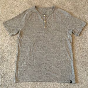 American Eagle T-Shirt with Buttons